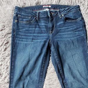 Tommy Hilfiger straight leg jeans JE